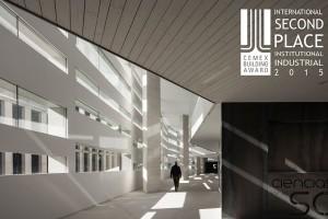 Facultad Ciencias Salud Mediomundo Premio Obras CEMEX 2015