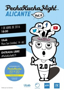 pecha kucha night alicante volumen 9